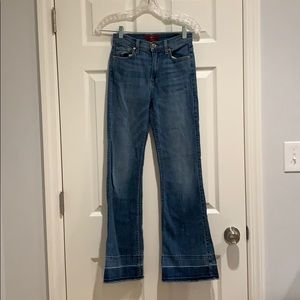 7 For All Mankind Jeans - 7 FOR ALL MANKIND GINGER FLARE JEANS